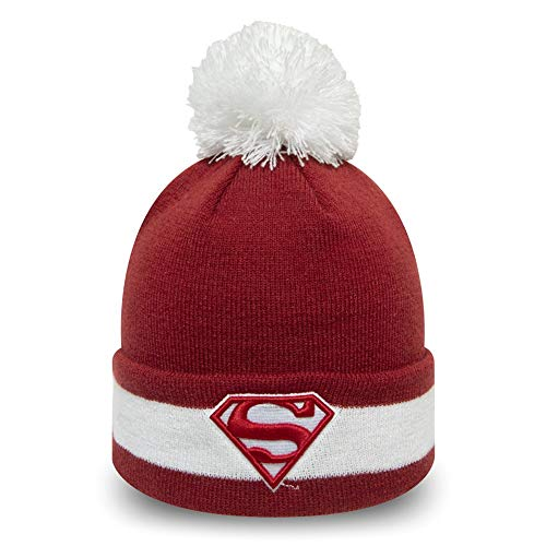 New Era Bommel Beanie Kinder Wintermütze - Superman Toddler