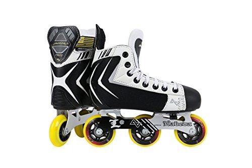Alkali RPD (Lite Verstellbare Inline Hockey Skates–Junior Youth 7 - 10