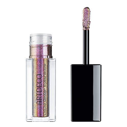 ARTDECO Liquid Glitter Eyeshadow, Lidschatten, Nr. 8 purple sky