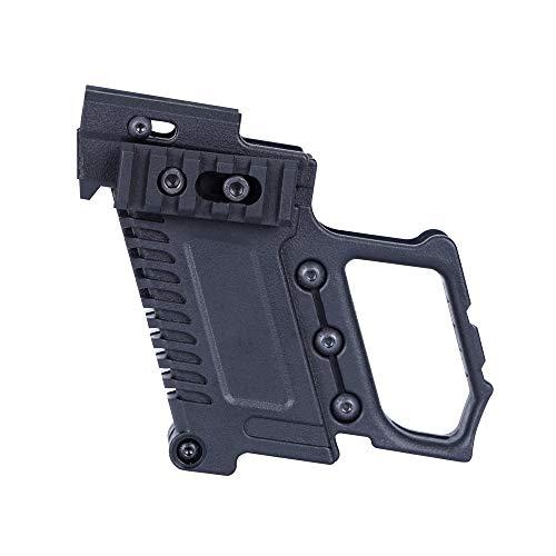 Huenco Tactical Pistol Carbine Kit Magazine Combat Kit Glock Mount load-on Equipment For CS G17 18 19 Gun Accessories