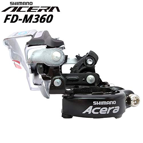 Shimano Acera FD-M360 7/8 Speed Bike Front Derailleur 3x7s 3x8s MTB Mountain Bicycle Shifters (Color : FD M360)