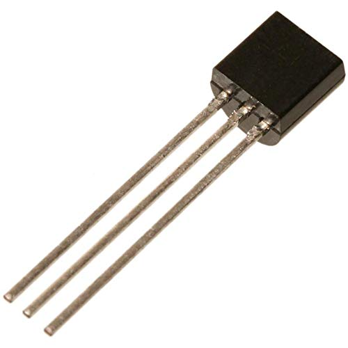 BC337-25 Transistor npn 60V 0,8A 0,625W TO92