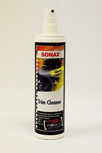 SONAX TiefenPfleger Glänzend (300 ml) Gründliche Reinigung, intensive Pflege und dauerhafter Schutz für alle Kunststoff- und Gummi-Oberflächen   Art-Nr. 03800410