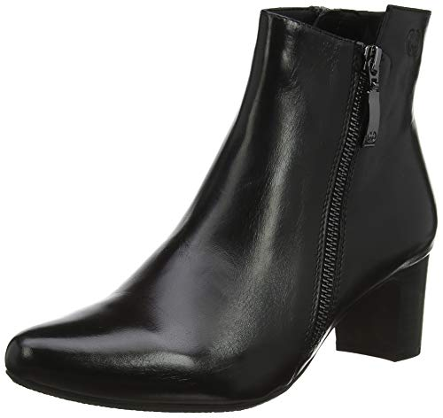 Gerry Weber Shoes Damen Lecia 02 Stiefeletten, Schwarz (Schwarz Mi42 100), 42 EU