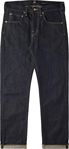 Edwin ED-55 63 Rainbow Selvage Jeans Blue Unwashed