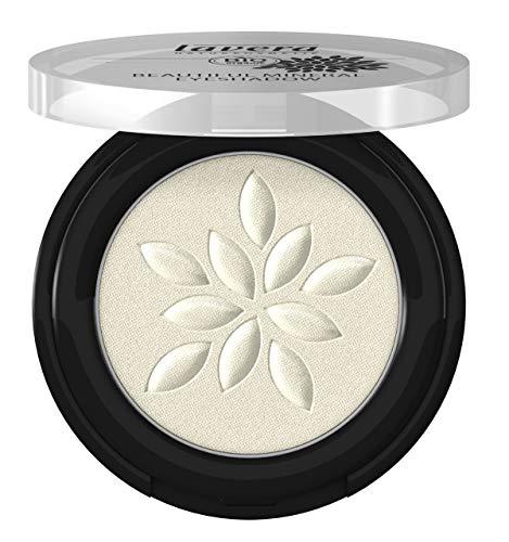 lavera Beautiful Mineral Eyeshadow -Shiny Blossom 40- Lidschatten ∙ Traumhaft sanfte Textur ∙ Vegan Naturkosmetik Natural Make-up Bio Pflanzenwirkstoffe 100% natürlich 3er Pack (3x 2 g)