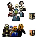 Toy Figures, The World Famous Painting Action Figures Blind Box, Such as Van Gogh, Mona Lisa Artist Tide, Figurines Toys for Kids Over 6 Years Old - 1 Pack(one in a Pack)
