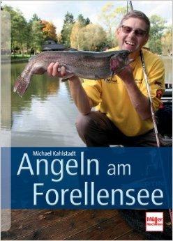 Angeln am Forellensee ( 27. Mai 2014 )