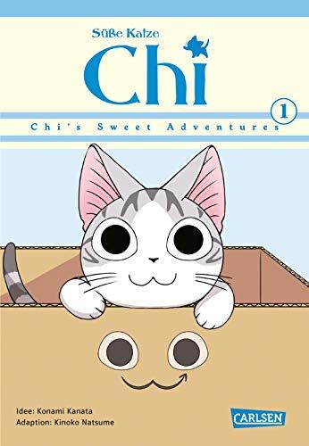 Süße Katze Chi: Chi's Sweet Adventures 1 (1)