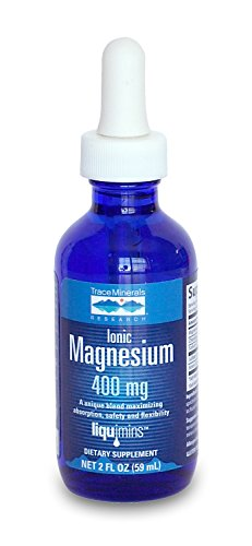 Trace Minerals Research Ionic Magnesium - 4 oz -...