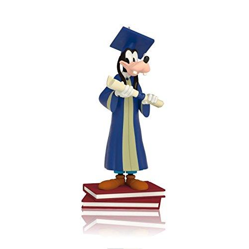 1 X A Year Of Disney Magic - Goofy The Graduate - 2014 Hallmark Keepsake Ornament