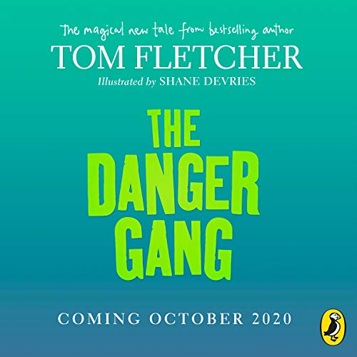 Couverture de The Danger Gang