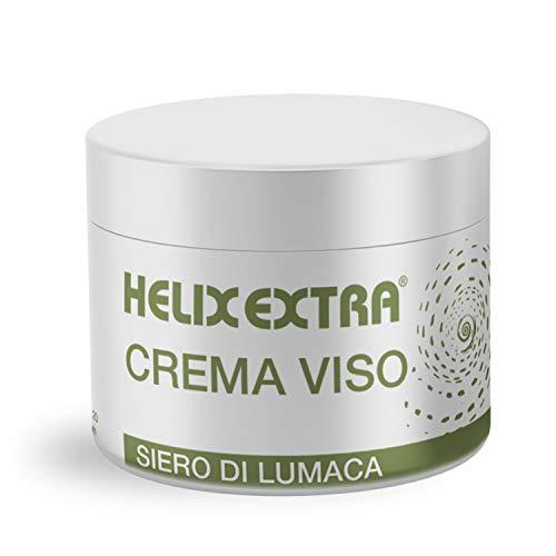 Helix extra Crema Viso Bava de caracol 100% Made in Italy anti arrugas antietà ristrutturante Antiage Hidratante eficaz para celulitis cicatrices Manchas la piel Estrías verruche 30ml ENVÍO g