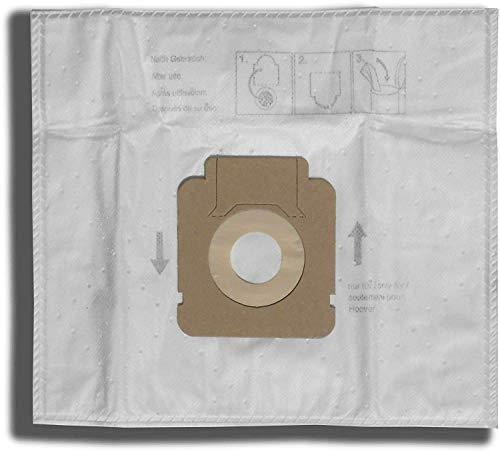 10 bolsa para aspiradora para Hoover Brave, Capture, Flash, Freespace Evo, Greenray, Sprint, H58, H63, H64, H69