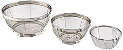 Stainless steel Colanders