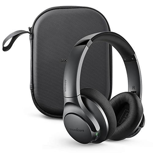 Anker Soundcore Life Q20 Bluetooth Headphones with Travel Case