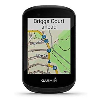 GARMIN Edge 530 GPS Main Cyclisme Mixte Adulte, Noir (Noir), Taille Unique