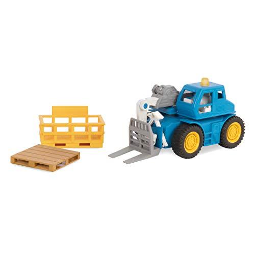 DRIVEN Mini Manipulador telescópico Vehículos de construcción (Branford Ltd. 78116)