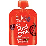 Ella's Kitchen Smoothies de Frutas (The Red One) 90g