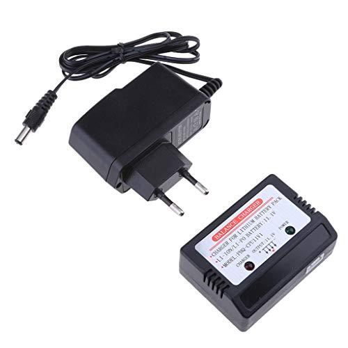 Cargador del equilibrio de la batería del li-po 11.1v 3s para cheerson cx-20 x380 feilun ft012