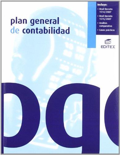 Plan General de Contabilidad (Libro Técnico)