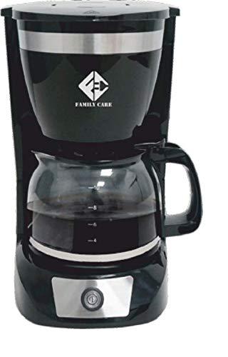 Cafetera eléctrica, Capacidad de 10/12 Tazas, Filtro Permanente, Placa calefactora, Potencia; 800W.: Amazon.es: Hogar