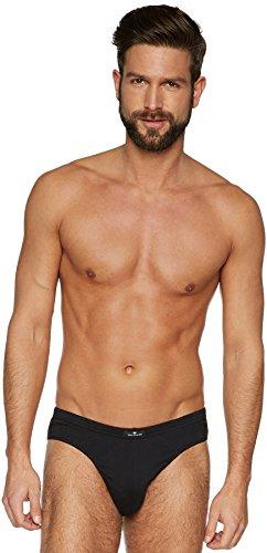 TOM TAILOR Underwear Herren Mini 5er Pack Slip, Schwarz (Black 9000), XX-Large (Herstellergröße: XXL/8) (5erPack