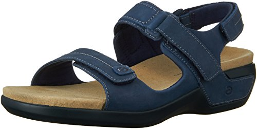Aravon Womens Katy,Blue,5 B US