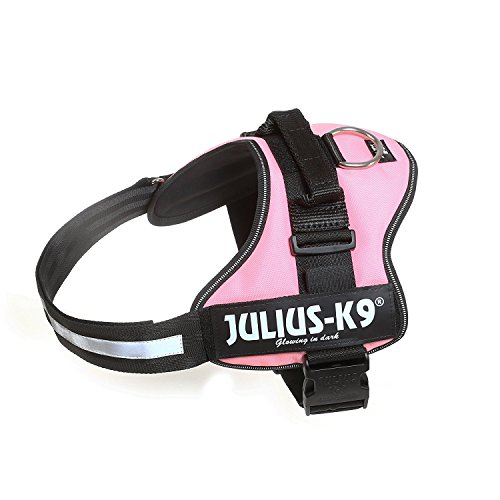 Julius-K9 Size 3 Pink harness