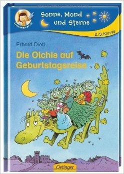 Die Olchis auf Geburtstagsreise von Erhard Dietl (Autor, Illustrator) ( Januar 2010 )
