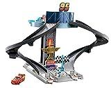 Disney Cars - Torre de Rusteze Centro de Entrenamiento (Mattel GJW42) , color/modelo surtido