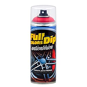 SPRAY FULL DIP ANTICALORICO 400 ML – Rojo CAL003