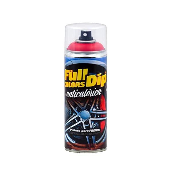 SPRAY FULL DIP ANTICALORICO 400 ML – Rojo CAL003