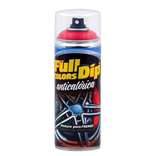 SPRAY FULL DIP ANTICALORICO 400 ML - Rojo CAL003