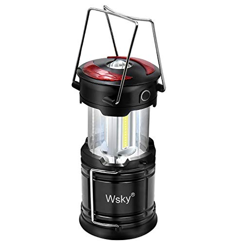 SWYJO Rechargeable Camping Lantern 1000 Lumen LED Outdoor Lights 4 Modes Emergency Light Water Resistant Tent Light for Camping Power Cuts and More Fishing Hiking