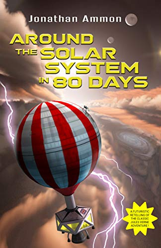 Around the Solar System in 80 Days (English Edition)