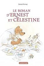 Roman Ernest et Celestine 2017 de Benjamin Renner