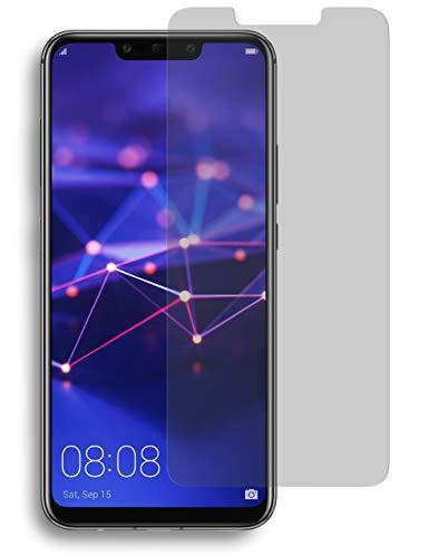 MyGadget Pellicola Protettiva Privacy per Huawei Mate 20 Lite - Vetro temperato Full 9H Back Case Compatibile - Protezione Schermo Anti Spy