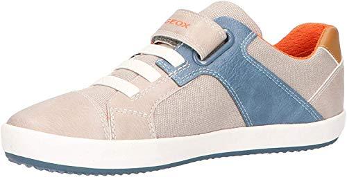 Geox Sportschuhe für Junge und Mädchen und Damen J025CB 010FE J GISLI C5576 BEIGE Schuhgröße 35