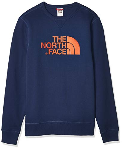 The North Face M Drew Peak Sudadera, Hombre