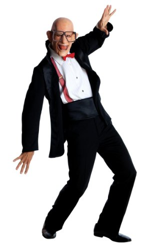 Six Flags Mr. Six Costume And Mask - http://coolthings.us