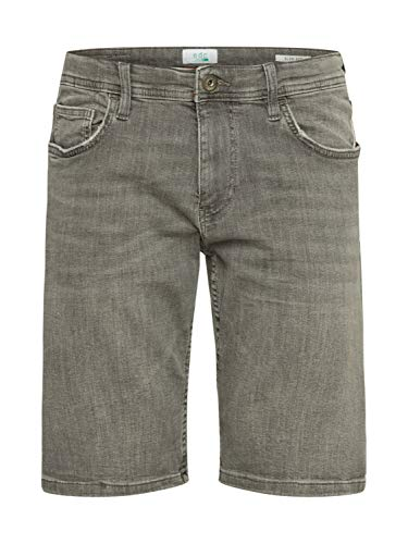 edc by ESPRIT Herren 030CC2C309 Shorts, 922/GREY MEDIUM WASH, 36