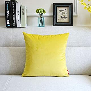 Best bright yellow cushions Reviews