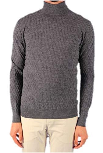 Luxury Fashion | Gran Sasso Heren 5719714275088 Grijs Wol Truien | Herfst-winter 19
