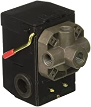 Lefoo Air Compressor Switch Pressure Control Switch Valve for Air Compressor Replaces Furnas Square D H4 - Lf10-4h-1-npt1/4-140-175