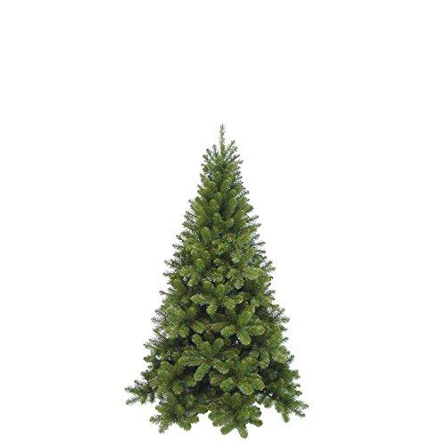 Triumph Tree Tuscan Albero di Natale Artificiale, PVC, Verde, 99x 99x 155cm