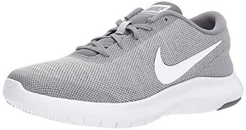 Nike Men's Flex Experience Run 7 Shoe, Wolf Grey/White-Cool Grey, 10.5 Regular US