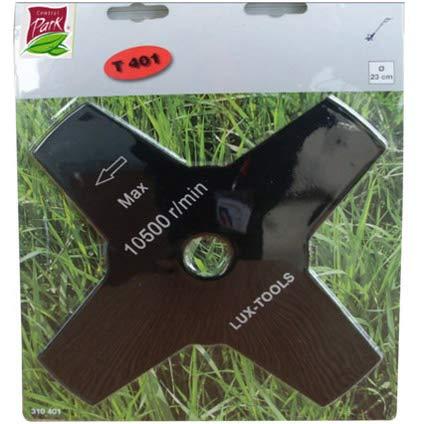 CENTRAL PARK Desbrozadora Blade, CPT 4142 AC' - 23cm - 4 Dientes