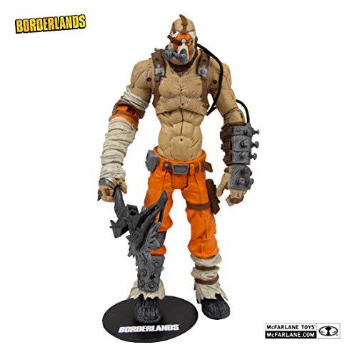 Borderlands Krieg 7 inch Action Figur