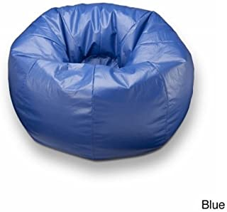 Bean Bag Chairs Rests (Blue) Cushion Bed Sofas Couches Cozy Sack Foam Filled Seat Lounge Rinflatable Gaming Chair
